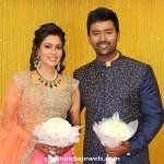 VJ Keerthi Wedding Reception Jewellery