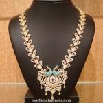 Gold Bridal Stone Haram