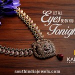 Uncut Diamond Necklace from Kalyan Jewellers