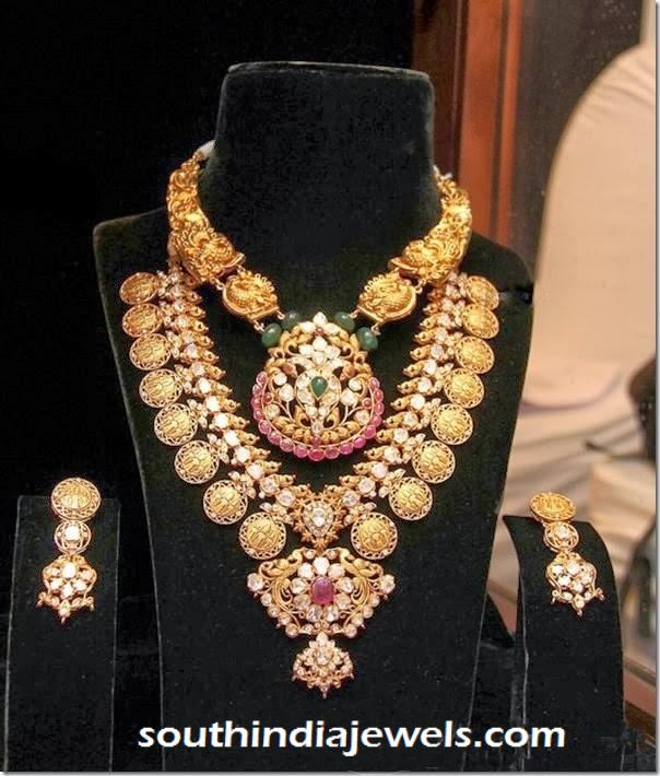 Bridal Gold Jewellery Collections