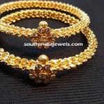 Adjustable Diamond Bangles