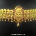 1 Gram Gold Bridal Lakshmi Vadanam