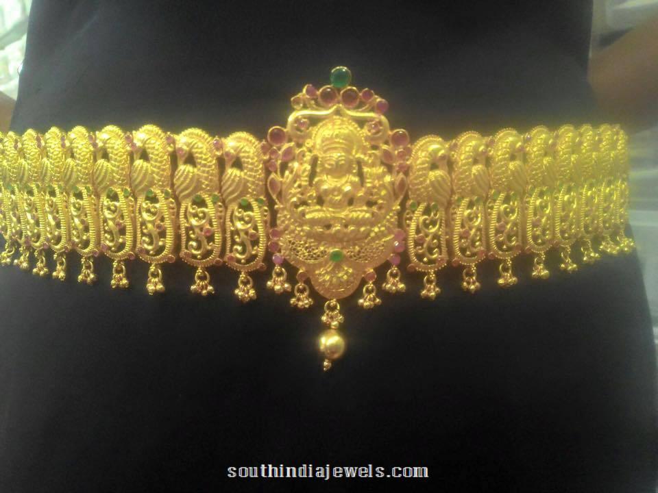 1 Gram gold bridal vadanam