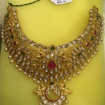 116 Grams Gold Pacchi Necklace