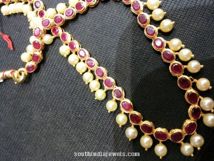 Perfect Ruby Pearl Jewelry - Best Pearl 2017 QB23