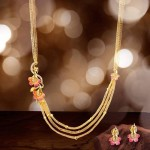 Gold Step Chain Necklace from Jewel One