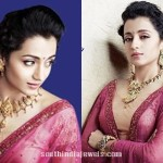 Trisha in NAC Jewellers Gold Jewelleries