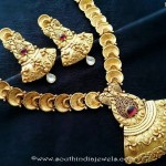 One Gram Gold Fancy Necklace with Price