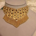22 Carat Grand Choker Necklace Design