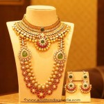 Gold Bridal Jewellery Sets From Manubhai Jewellers