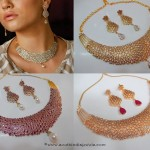 Imitation AD Fancy Choker Set Collections