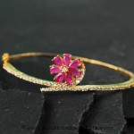 Beautiful Imitation Ruby Bracelet