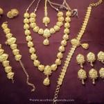 Nagas Bridal Jewellery Set