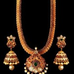 Gold Coin Necklace Set From MOR Jewellers