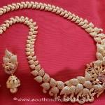 1 gram gold Haram with Jhumka