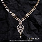 Beautiful Diamond Necklace from Josalukkas