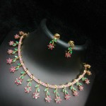Colorful Imitation Stone Necklace from RS Designs
