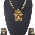 Indian Antique Jewellery Set