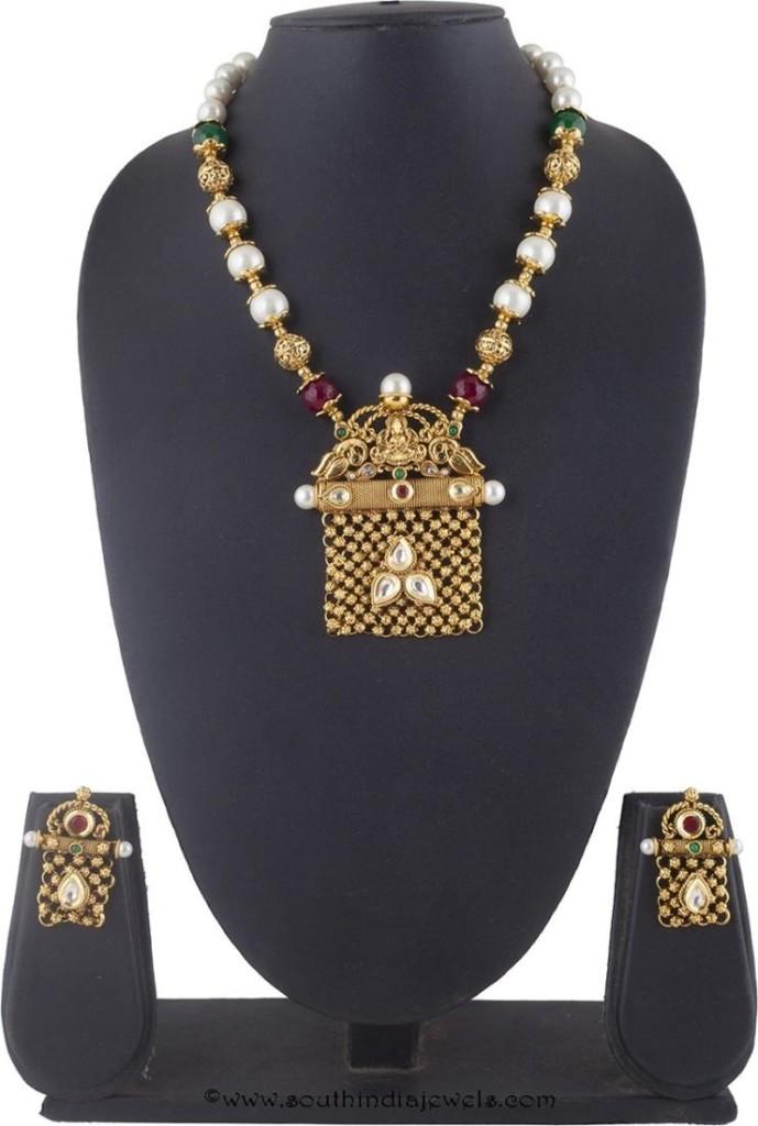 Indian antique Jewellery Set Online