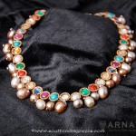 Navarathna Necklace From Arnav