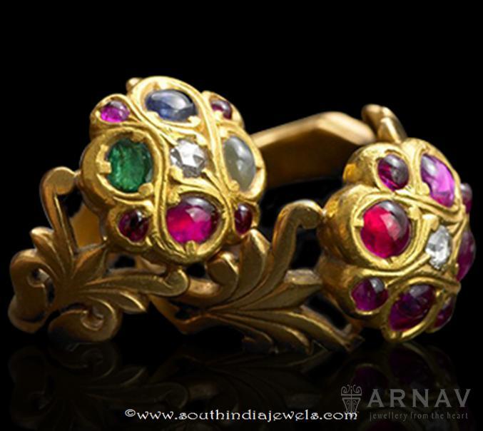 Antique Gold Rings From Arnav