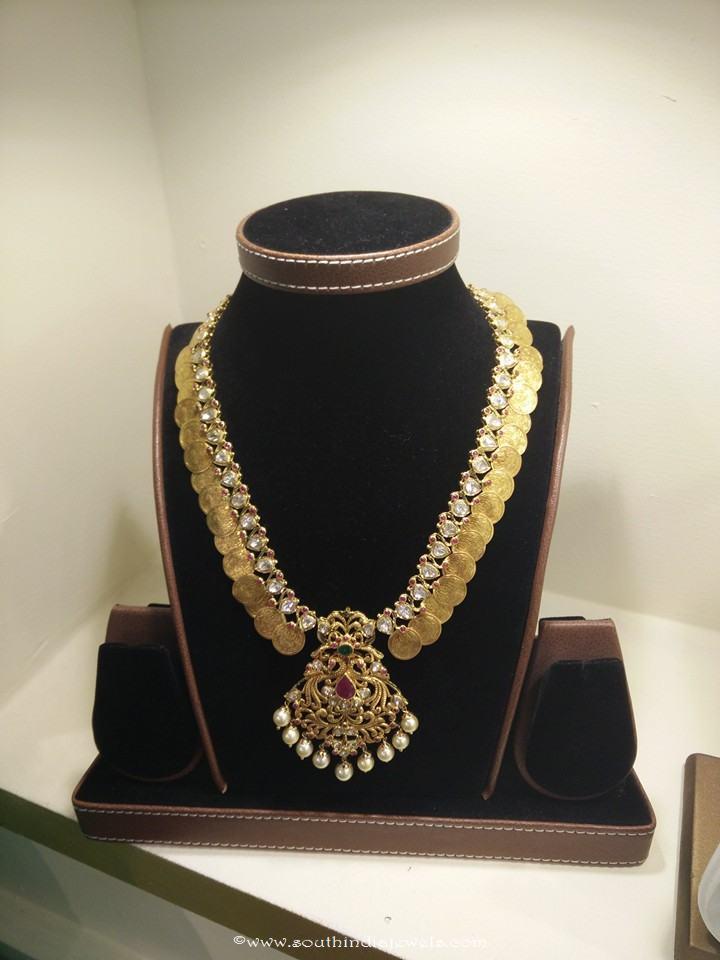 22k gold kasumalai from Vajra Jewellery