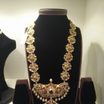 22K Gold Long Haram from Vajra Jewelry