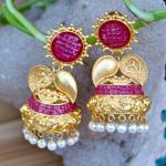 Imitation Jhumka From Orne Jewels