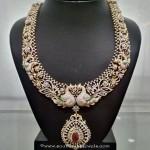 Peacock Diamond Necklace from NAJ