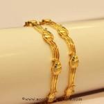 22K Gold Bangle From Sumathi Jewellers