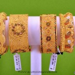 Gold Bridal Bangle Collections from RMA Jewellery