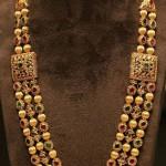 Multilayer haram from Chandra Sekhar Jewellers