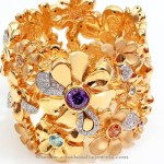 18K Gold Designer Bracelet from PNG Adgil Jewellers