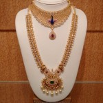 Bridal Stone Necklace Sets from NAJ