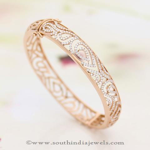 Classic Indian Diamond Bangle