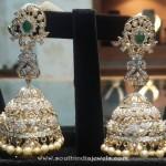 Diamond Jhumka from Etash Diamond