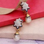 Fashionable Gold Earrings for Girls