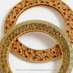 Gold Polki Bangles from PNG Adgil