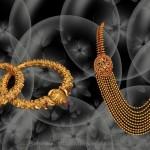 Gold Jewellery Designs from Sri Raja Rani Jewellers
