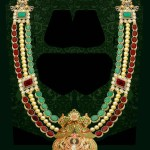 Gold Designer Multilayer Long Necklace