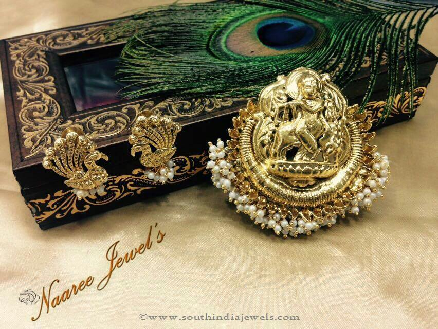Imitation Krishna Pendnt