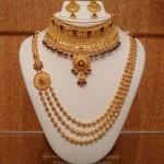 Light Weight Bridal Necklace sets from NAJ