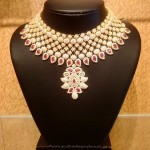 New Gold Bridal Necklace Design from NAJ