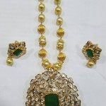 Pachi Uncut Diamond Chain Necklace