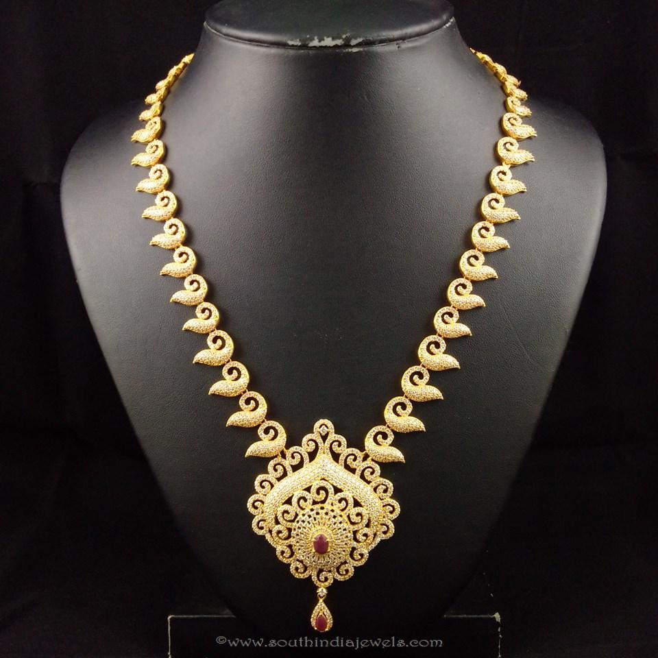 Traditional Haar Necklace Design From NAJ