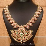 Gold Antique Kemp Necklace from NAJ