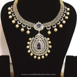 Diamond Attigai Necklace from Parnicaa