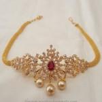 Gold Dandapatti Designs