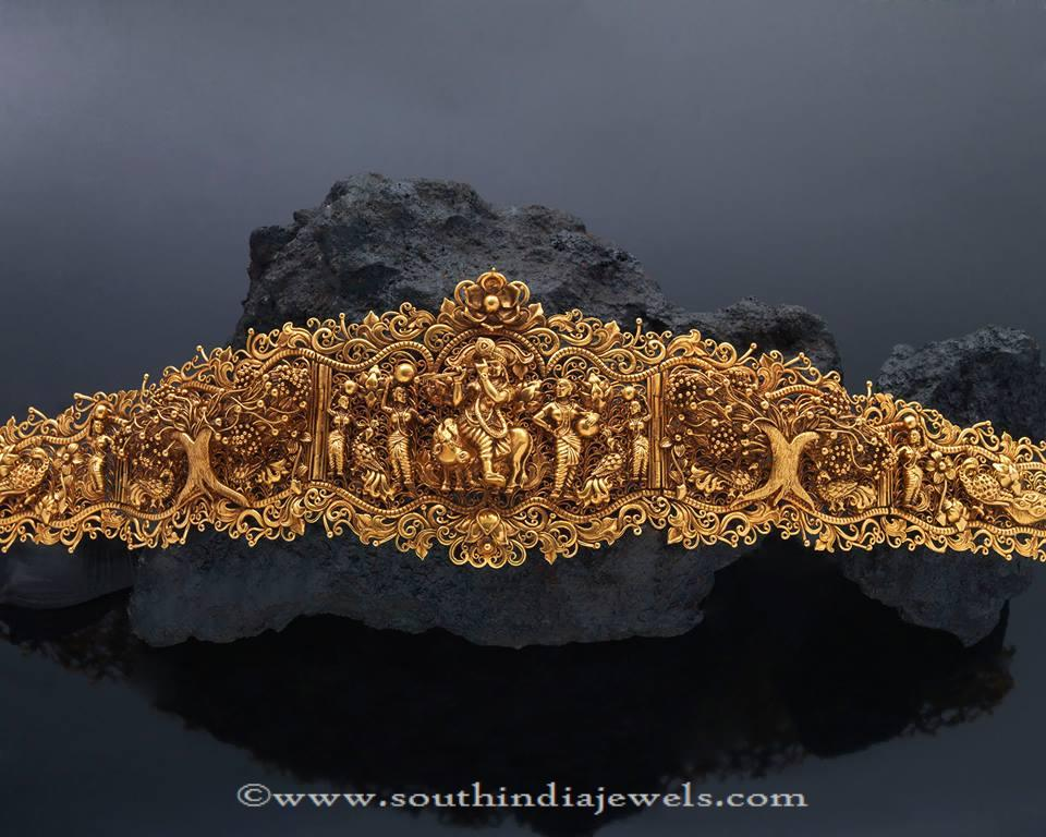 Gold Heritage Vadanam