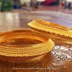 Wedding Gold Bangles From Manubhai